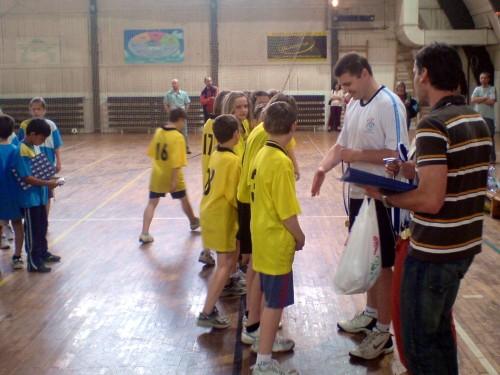 Přátelský turnaj mladších žáků - Kolín 1.5.2009: DSC00921.JPG