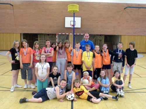 Přátelský turnaj mladších žáků - Kolín 1.5.2009: Afterparty