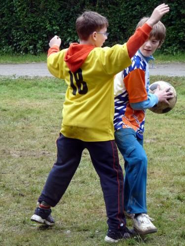 Český pohár žáků Chřenovice 2009: P1010558.JPG