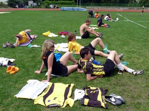 Maxikorfbal České Budějovice 2009: P1010930.JPG